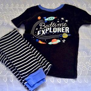 Carter's Pajamas - Toddler Boys Pajamas